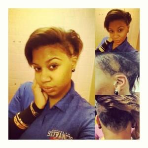 hair cut 1
